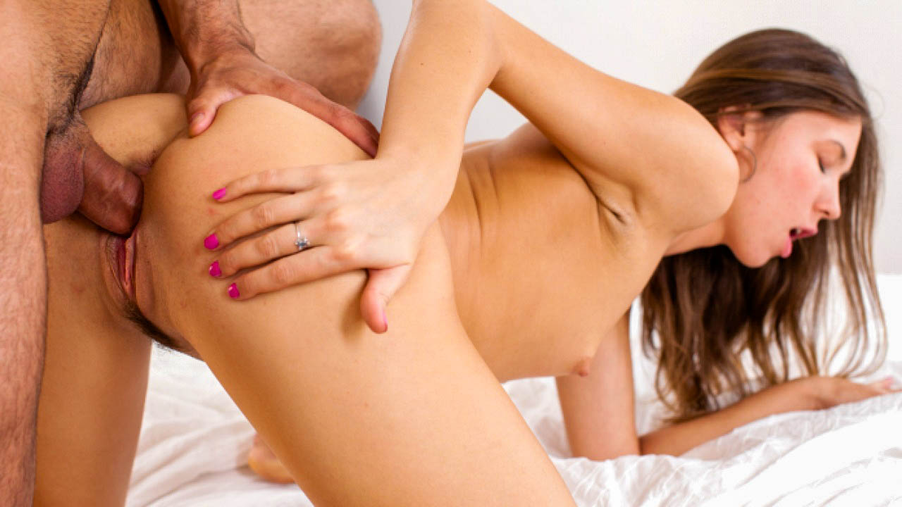Anal Cramming and Gooey Creampie