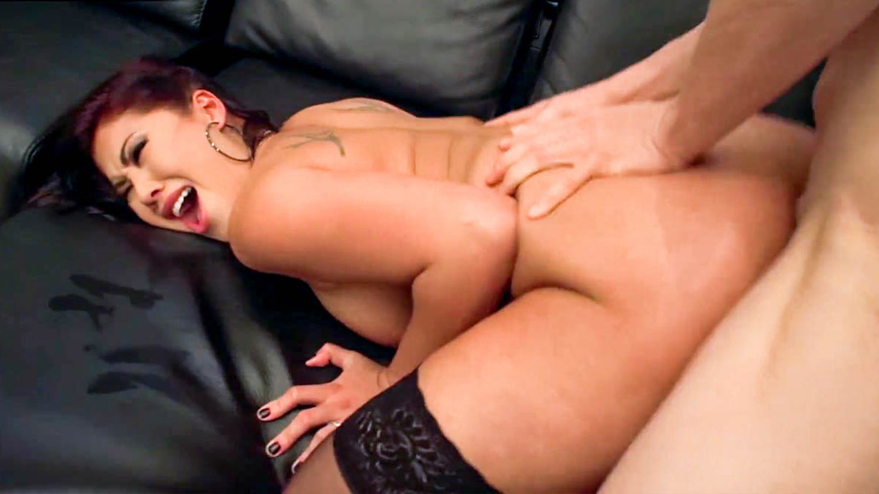 Anal Lover London Keyes Got Her Gaping Hole Stretched