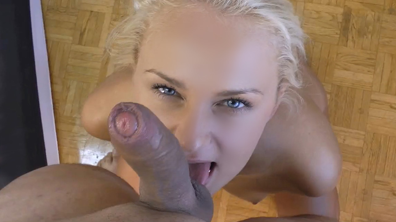 Ass To Mouth Action For Blonde Teen
