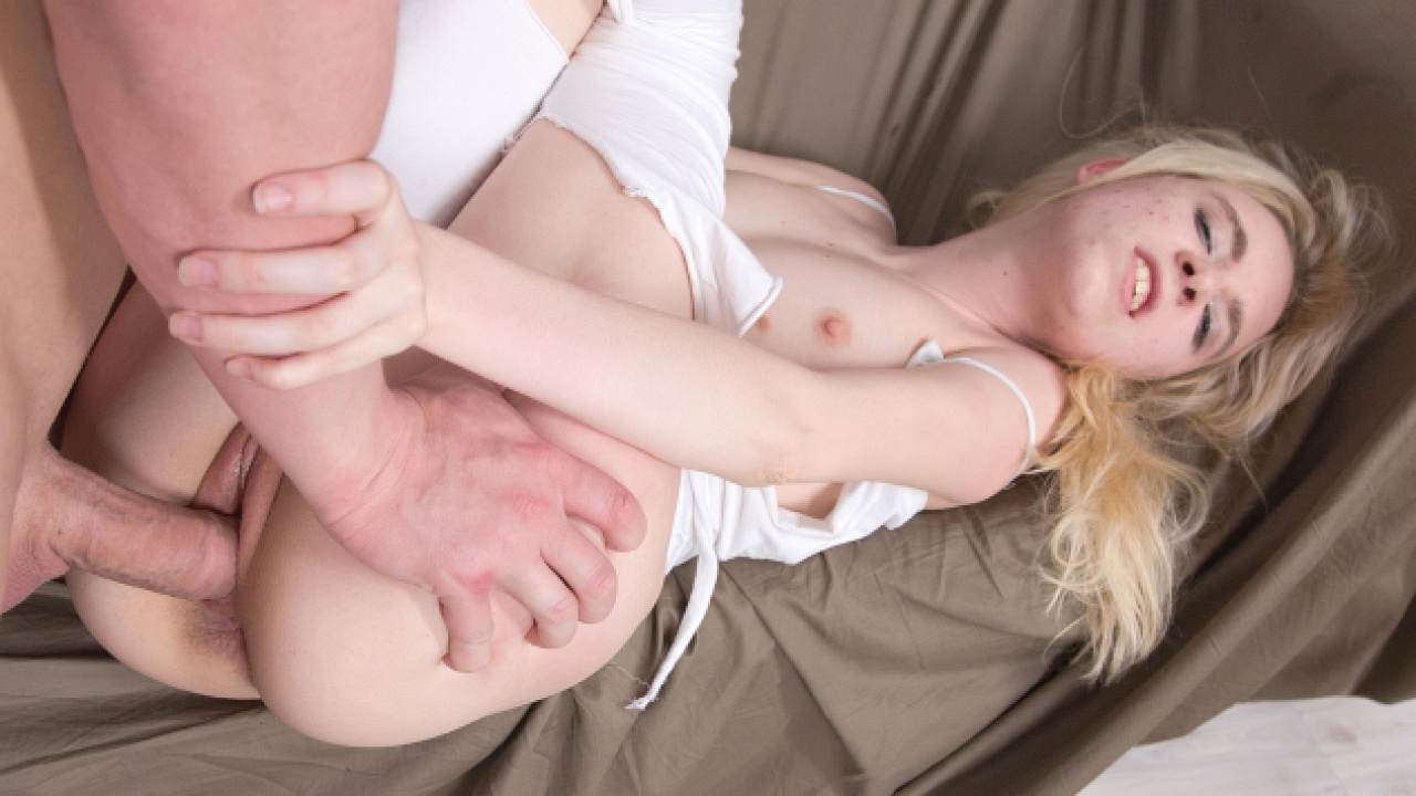 Blondie Fucked Mad