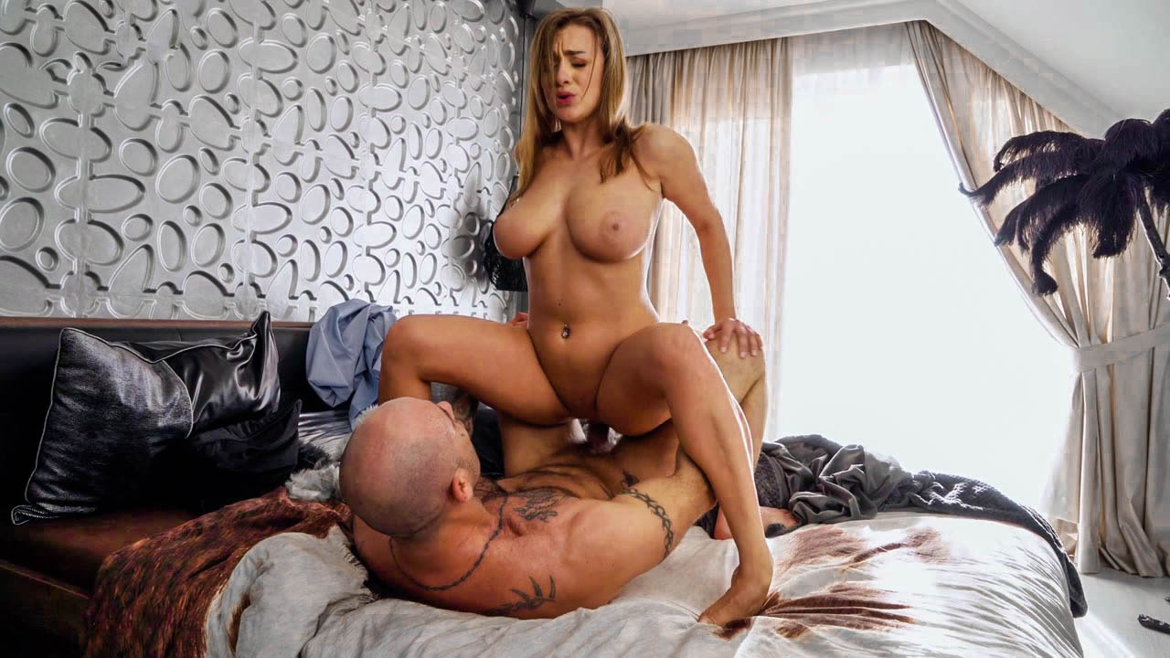 Busty Babe Delivers The Perfect Tit Fuck