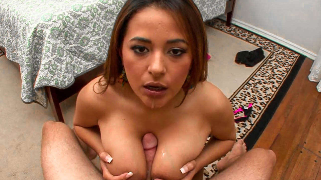 Busty Slut Penelope Can't Wait To Get Railed