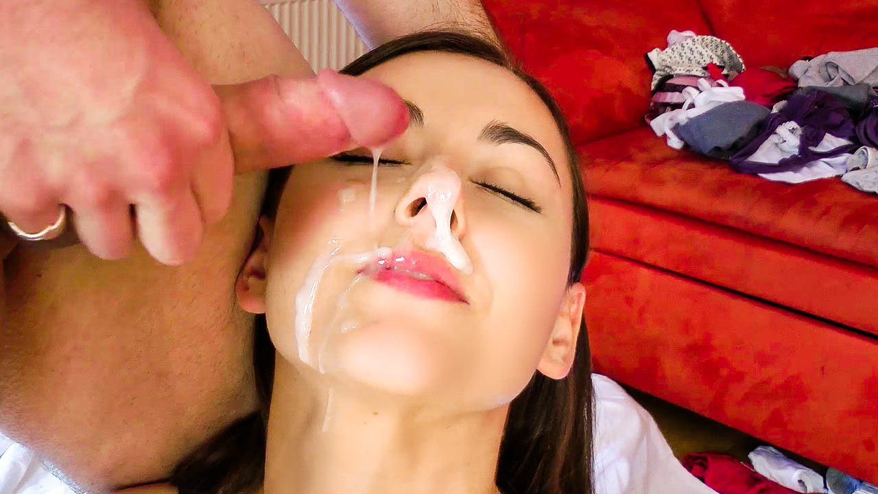 Czech Babe Sucks Like A Pro In Porn Debut