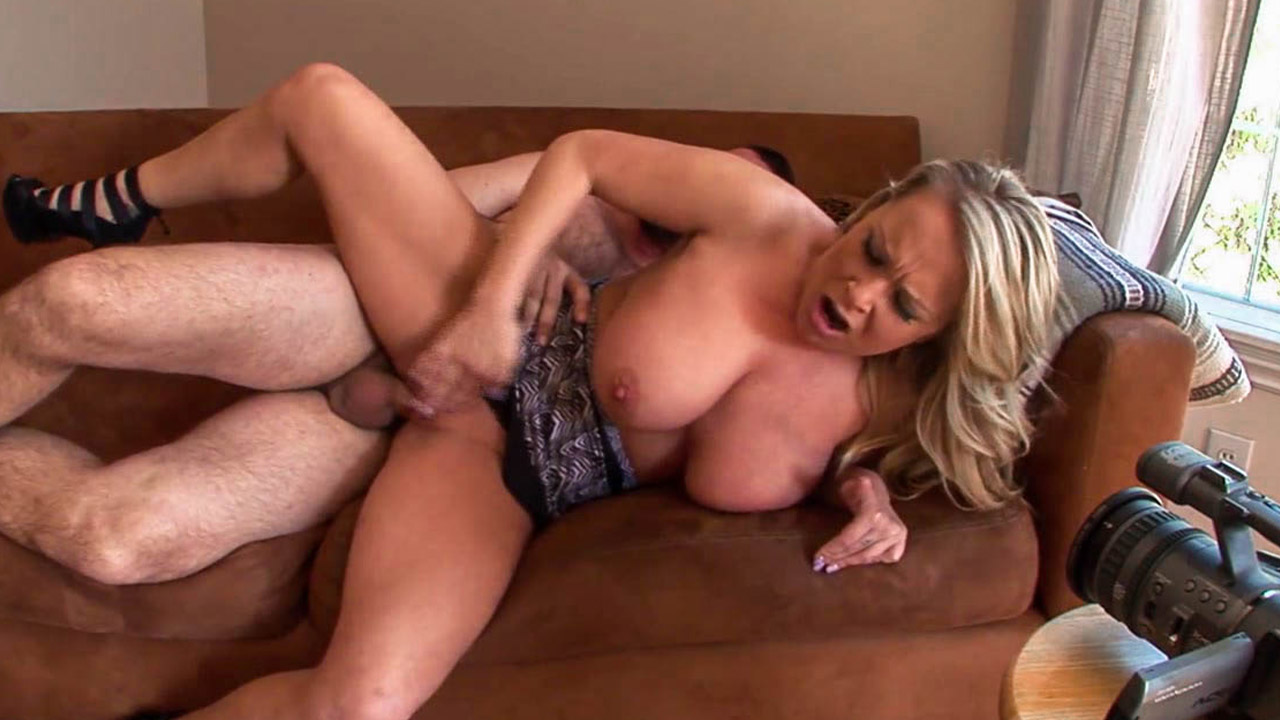 Jessica Moore Gets Pounded In All The Positions