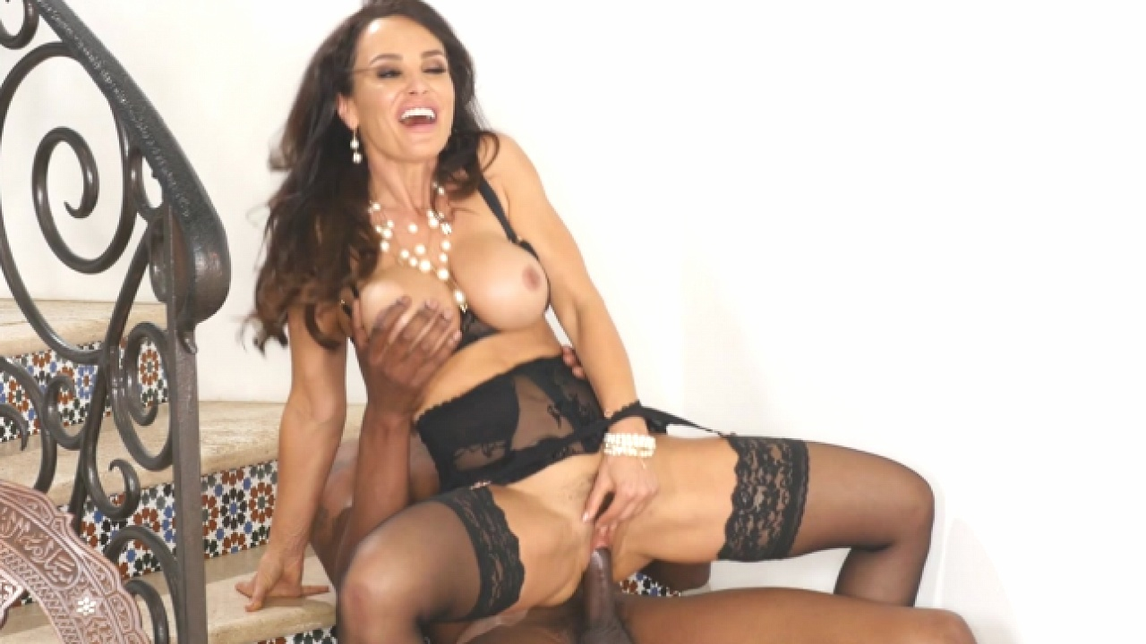 Lisa Ann Is Back In Black