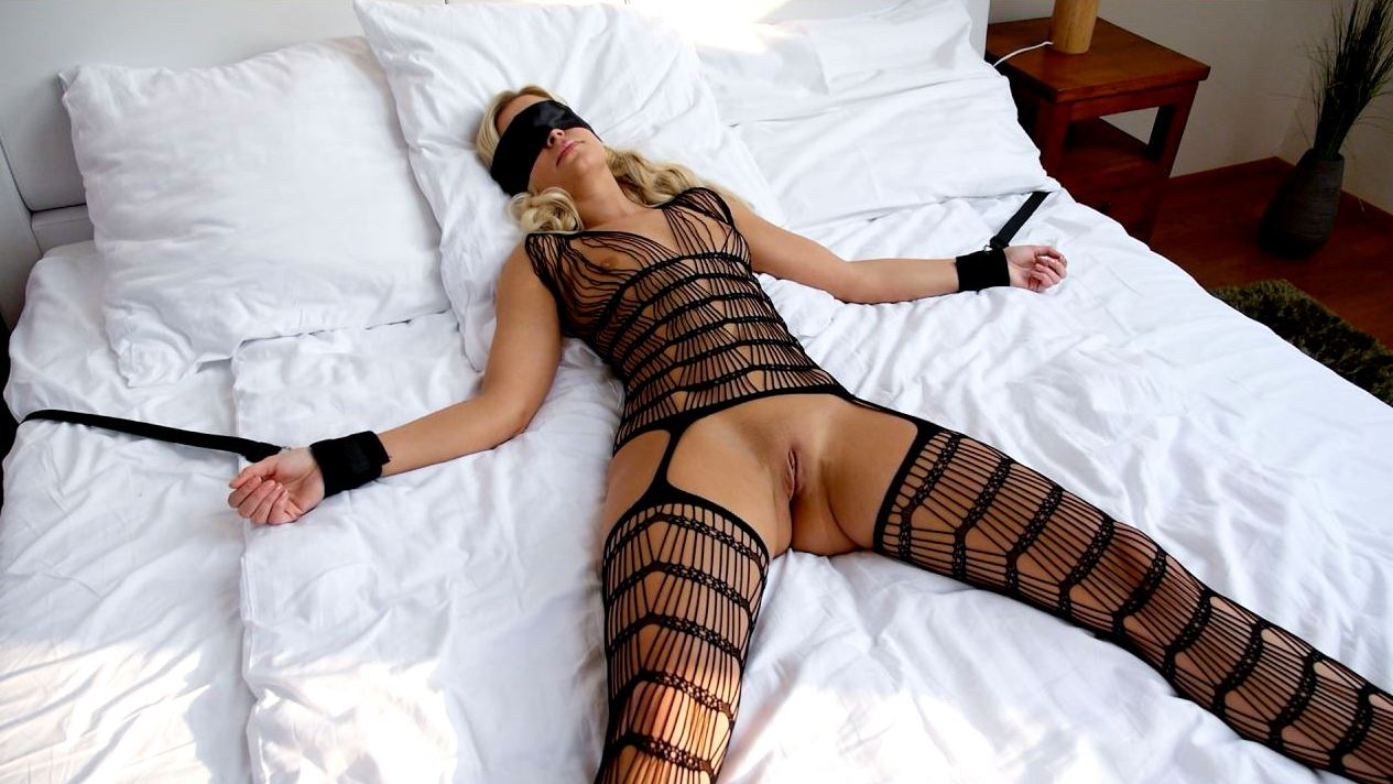 Lola Tied Up And Fucked