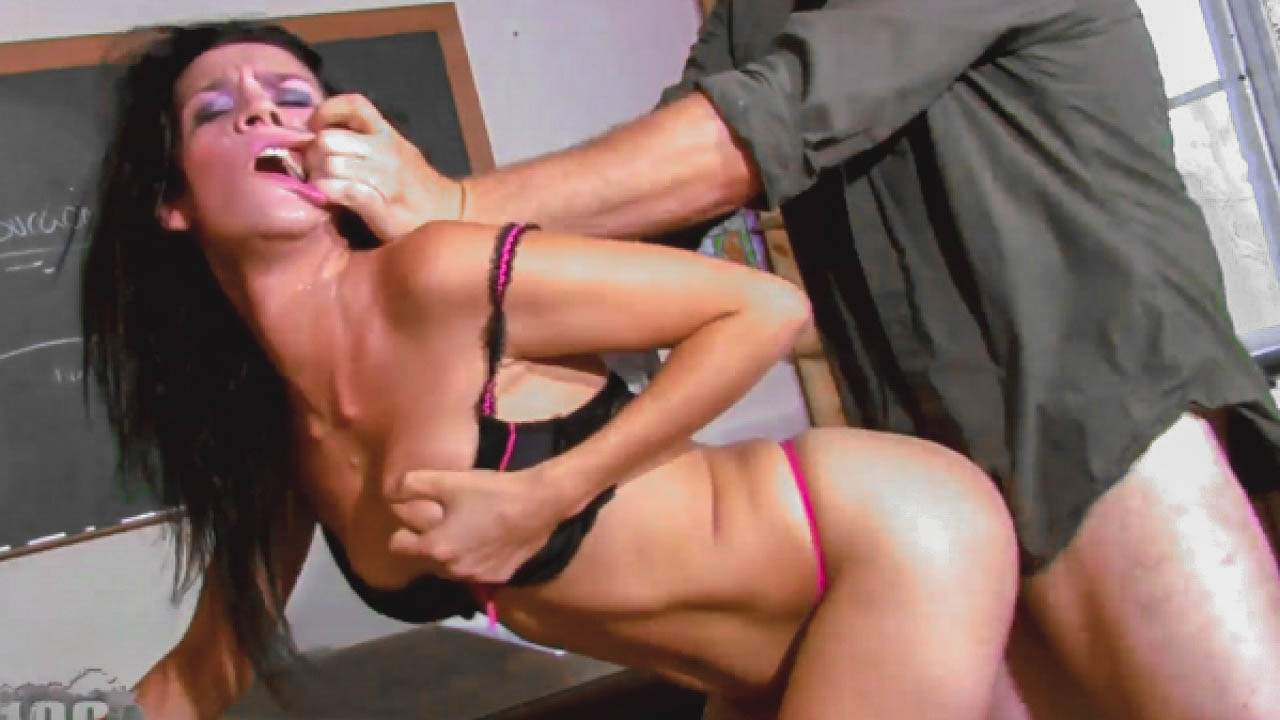 Naughty Student Gets To Fuck His Hot Teacher