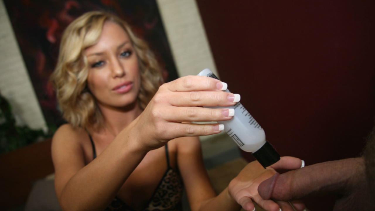 Nicole Aniston Facial Blast She's In Control Until The End She Finished Big