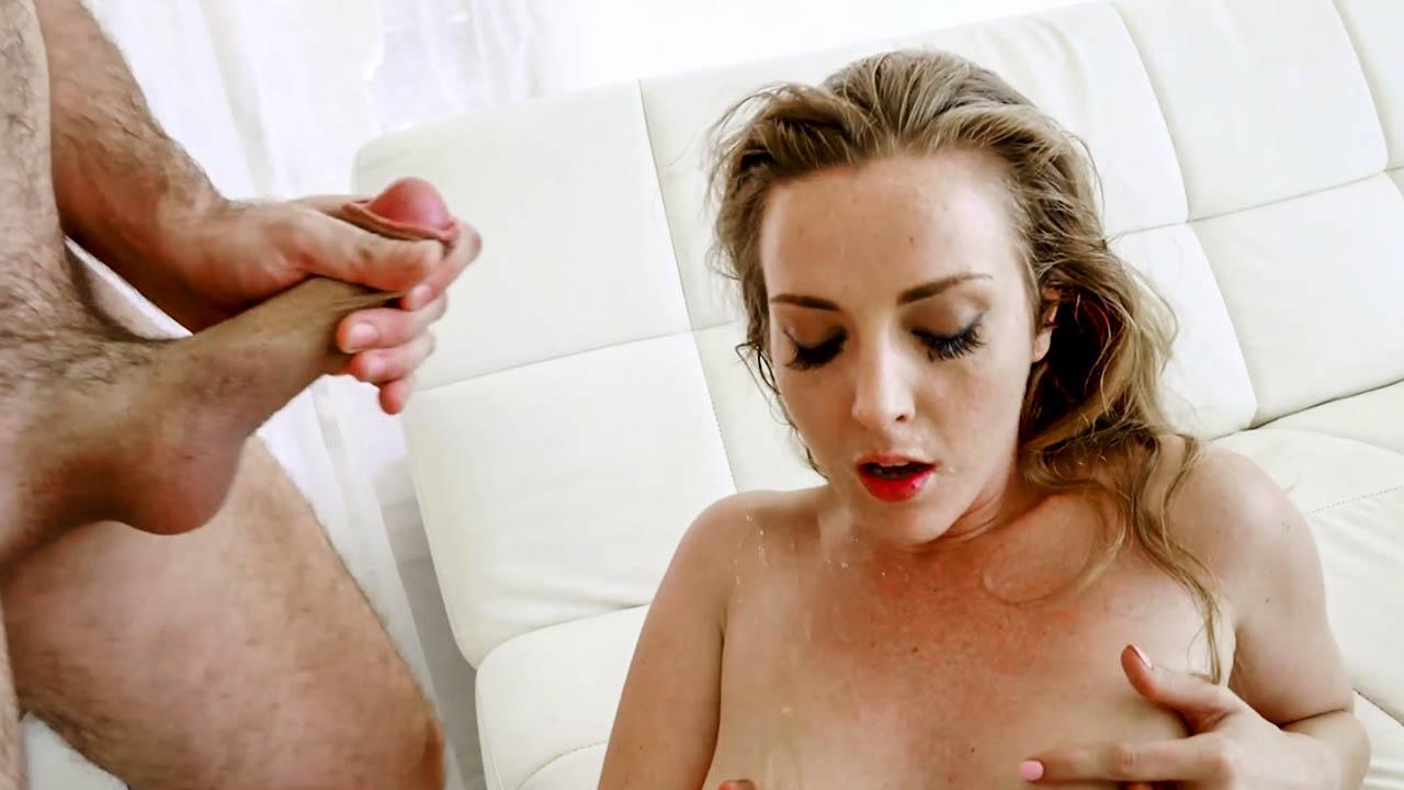 Sex Crazed Karla Kush Takes Messy Facial