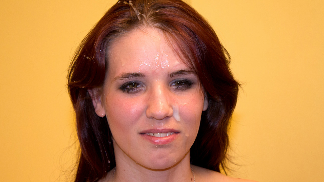 Teen Escort Unhappy With Huge Facial Dumped On Her